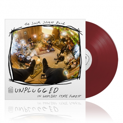 Unplugged In Wombat State Forest | Purple Vinyl