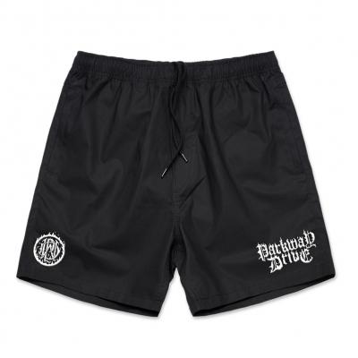 Fire Logo | Beach Shorts