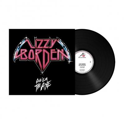 Give Em The Axe | 180g Black Vinyl EP