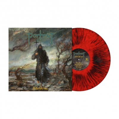 At One With None | Red/Black Dust Vinyl