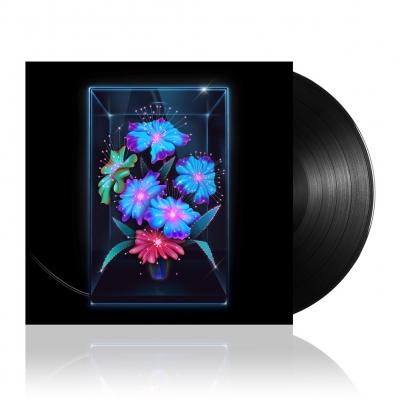 Una Rosa | Black Vinyl