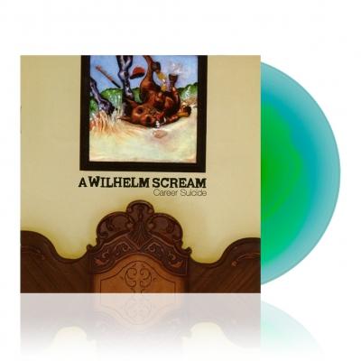 Career Sucide | Neon Green In Blue Vinyl