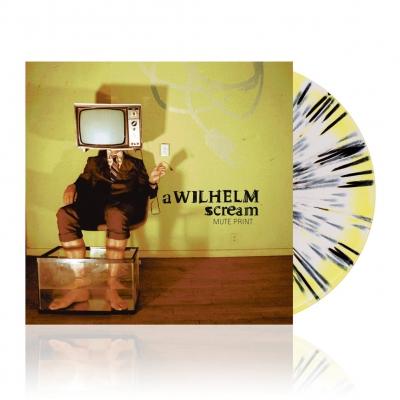 Mute Print | White/Yellow Vinyl