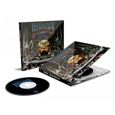 Escape From Pain | DIGI-CD