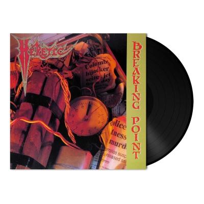Breaking Point | 180g Black Vinyl