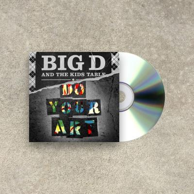 DO YOUR ART | CD