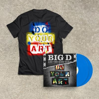 DO YOUR ART | 2xLP+T-Shirt Bundle