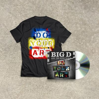 DO YOUR ART | CD+T-Shirt Bundle