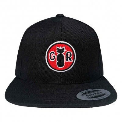 Bomb Logo | Snapback Cap
