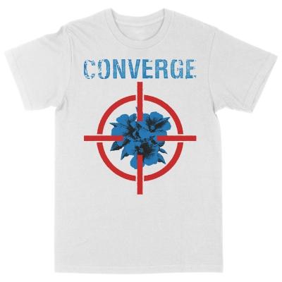 Target Zeroed White | T-Shirt