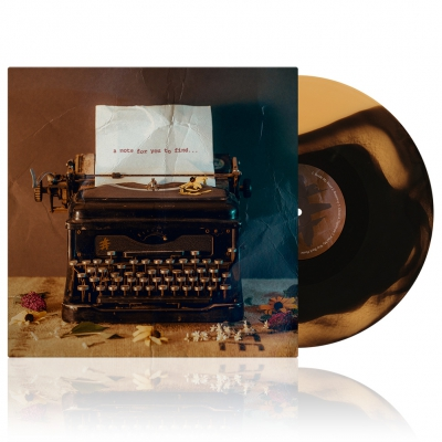 A Note For You To Find | Black In Beer Vinyl