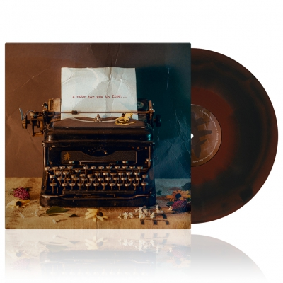 A Note For You To Find | Rust Red Vinyl