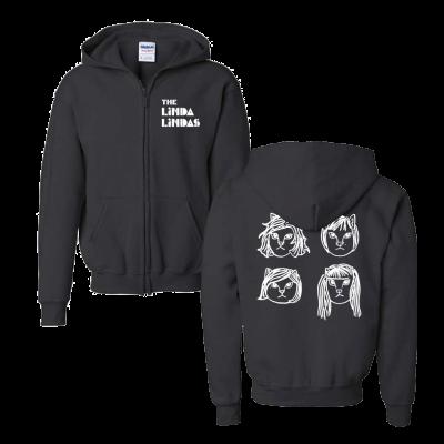 Cats! | Youth Zip-Hood