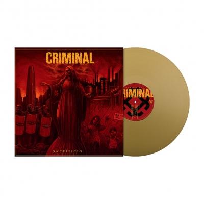 Sacrificio | Gold Vinyl
