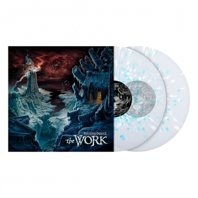 The Work | 2xCrystal Clear with Splatter Vinyl