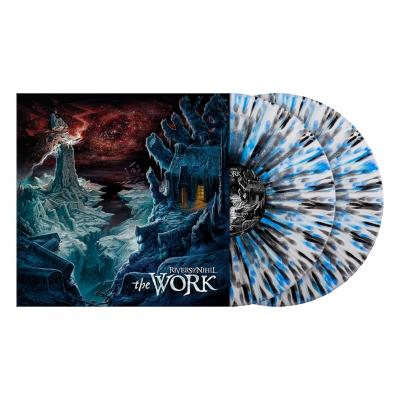The Work | 2xSilver/Blue/Black Splatter Vinyl