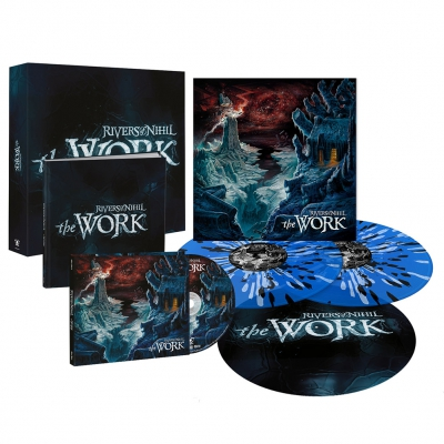 The Work | Vinyl Box