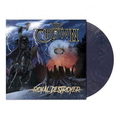 Royal Destroyer | Viole(n)t Blue Marbled Vinyl