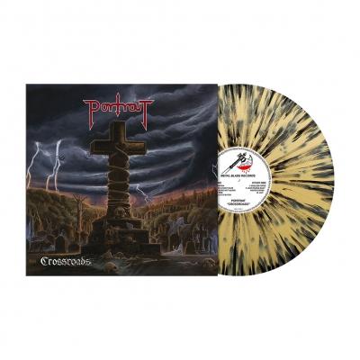 Crossroads | Gold/Black Splatter Vinyl