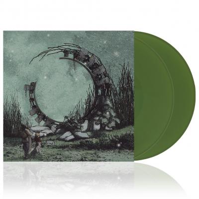 Illusory Walls | 2xOlive Green Vinyl