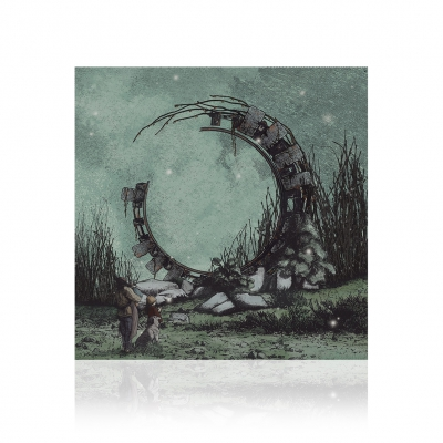 Illusory Walls | CD