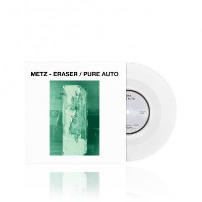 Eraser/Pure Auto | Clear 7 Inch
