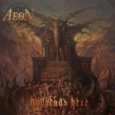 God Ends Here | CD