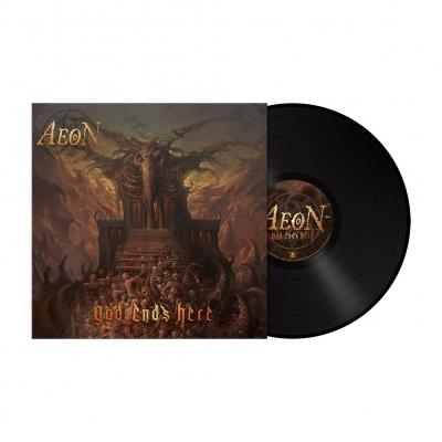God Ends Here | 180g Black Vinyl