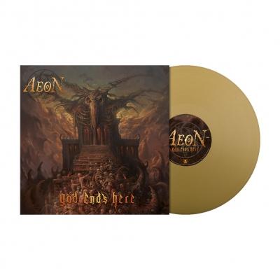 God Ends Here | Gold Vinyl