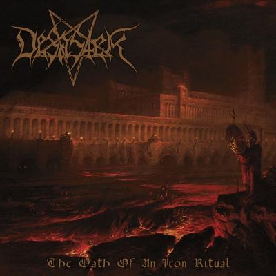 The Oath Of An Iron Ritual | CD