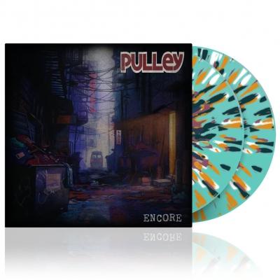 Encore | 2xTurquoise Splatter Vinyl