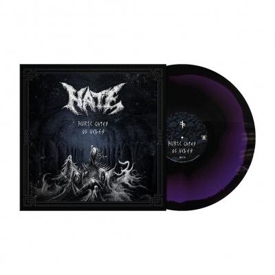 Auric Gates of Veles | Purple/Black Melt Vinyl