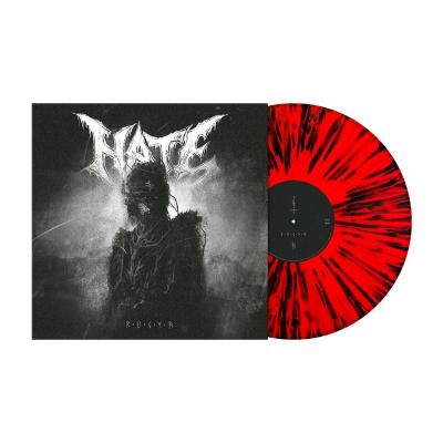 Rugia | Red/Black Splatter Vinyl