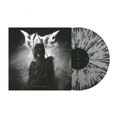 Rugia | Silver/Black Splatter Vinyl