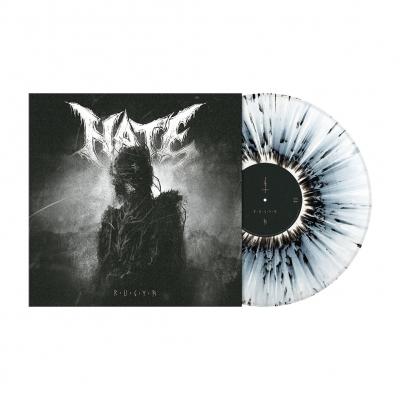 Rugia | White/Black Burst Vinyl