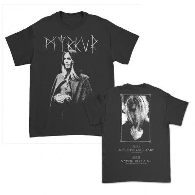 Cloak Black | T-Shirt