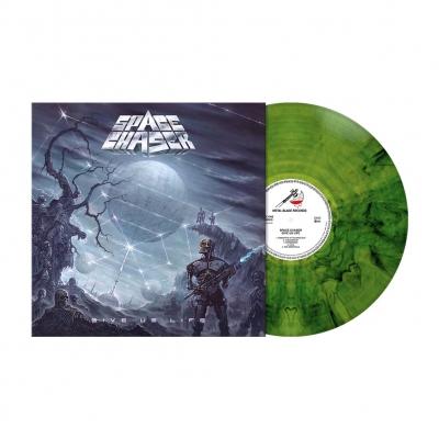 Give Us Life | Leaf Green Marbled Vinyl