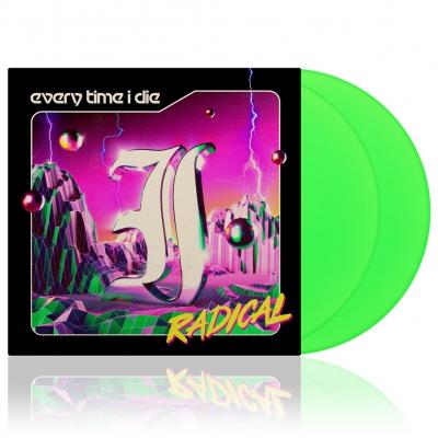 Radical | 2xNeon Green Vinyl