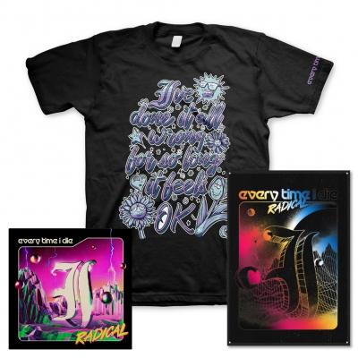 Radical | CD+Shirt+Flag Bundle
