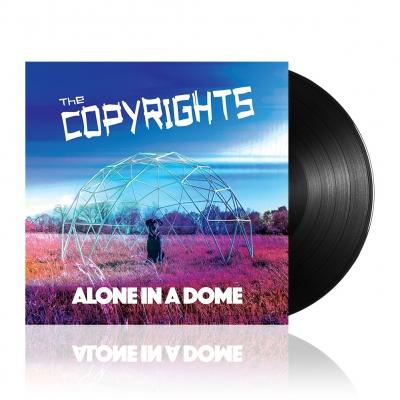Alone In A Dome | Black Vinyl