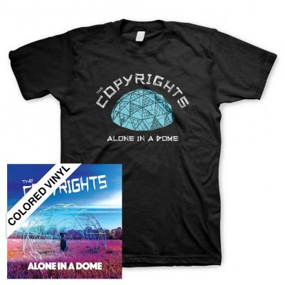 Alone In A Dome | Colored Vinyl Bundle