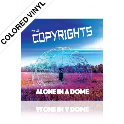 Alone In A Dome | Colored Vinyl