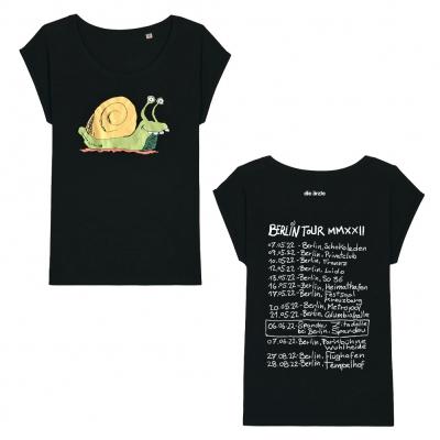 Schnecke BLN | Frauen Shirt