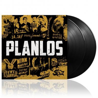 Planlos | 2xBlack Vinyl