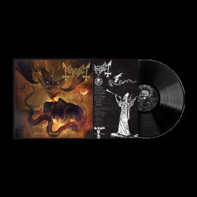 Atavistic Black Disorder/Kommando | Black Vinyl