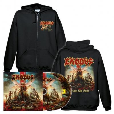 Persona Non Grata | CD+Zip Hood Bundle