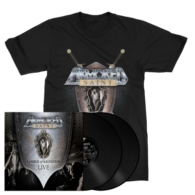 Symbol of Salvation Live | 2x180g Black Vinyl Bundle