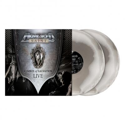 Symbol of Salvation Live | 2xSilver/White Vinyl