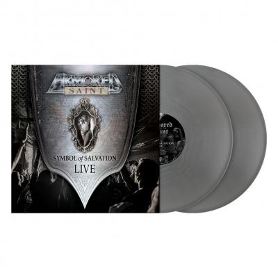 Symbol of Salvation Live | 2xSilver Vinyl