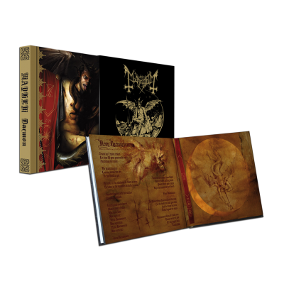 Daemon | Mediabook CD